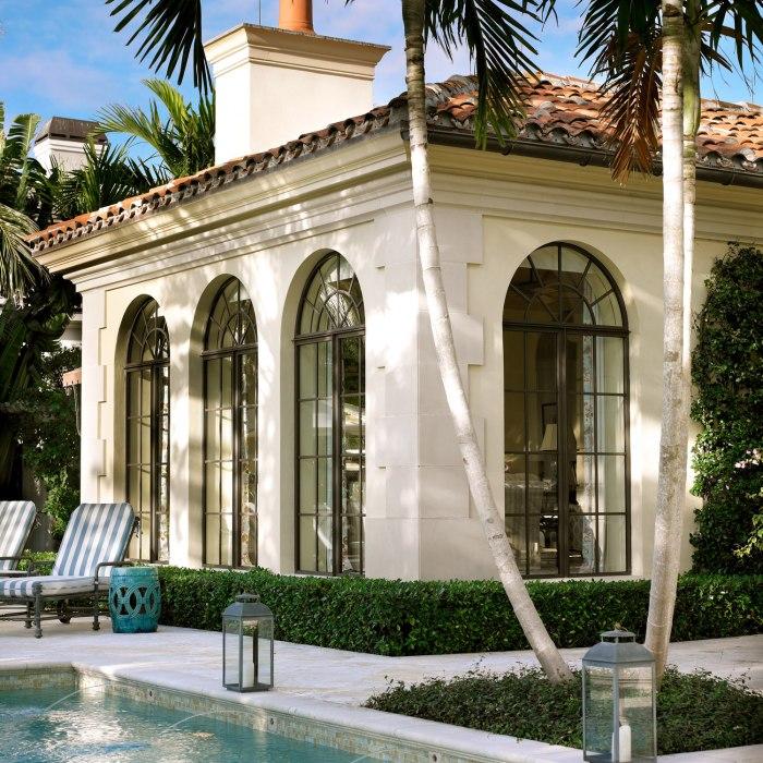 D stanley dixon architect for Mediterranean villa architecture